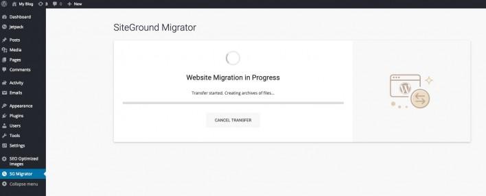 , 给WordPress网站搬家的超简单方法